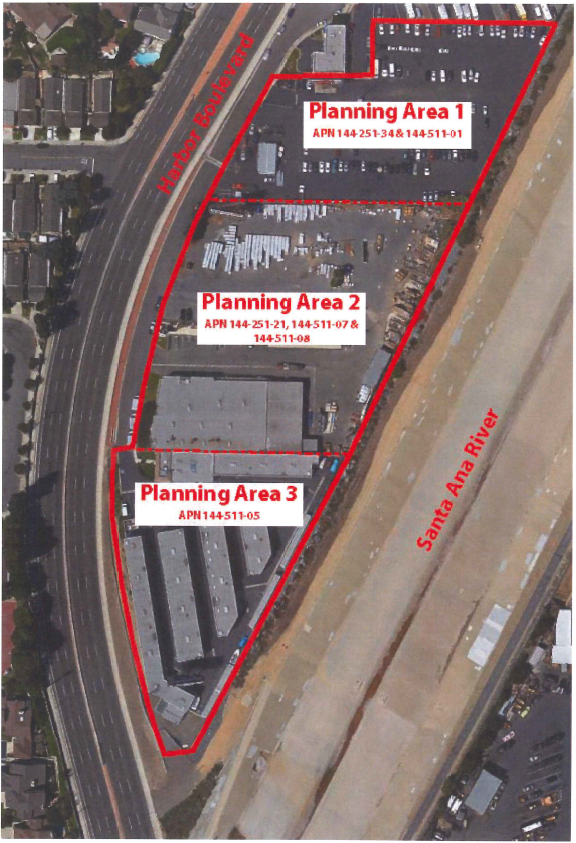 Harbor Boulevard South Island Specific Plan | Fountain Valley, CA ...