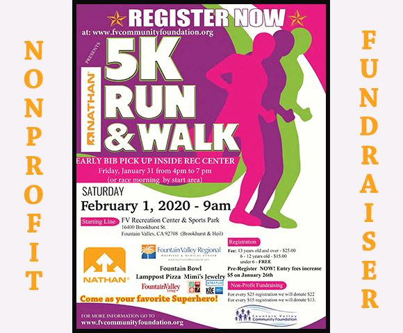 5K FLYER Reg now