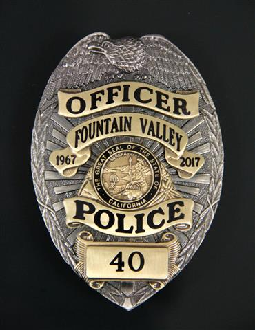 PD Badge (Small)