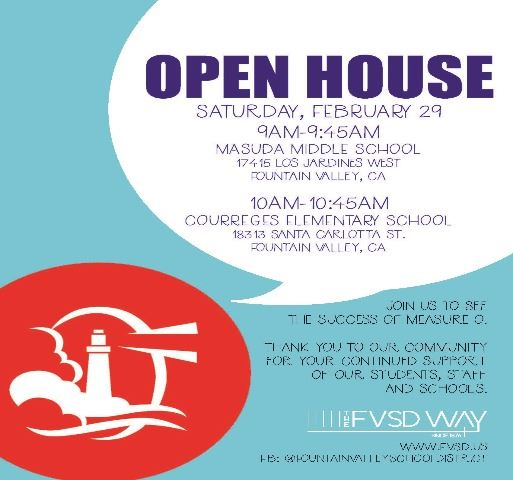Open House Measure O_FVUD
