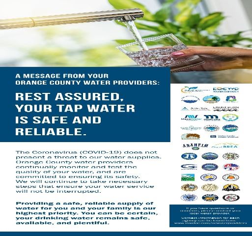 OC Register PSA_Safe Water