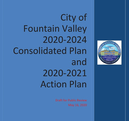 Draft 2020-24 Con Plan and 2020-21 Action Plan