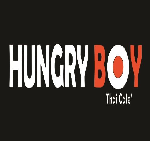 Hyngry Boy Thai Cafe logo