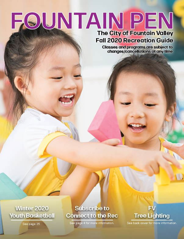 Halloween Events 2020 Near Fountain Valley Recreation & Community Services | The City of Fountain Valley