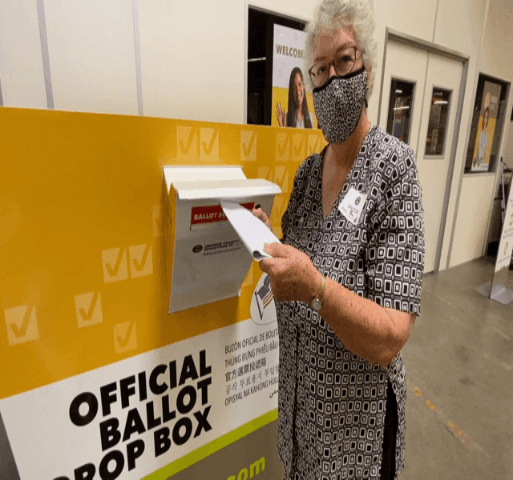 Ballot Drop Box_Mayor