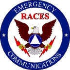 Emergency Communications - RACES Logo