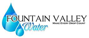 Fountain Valley Water Logo