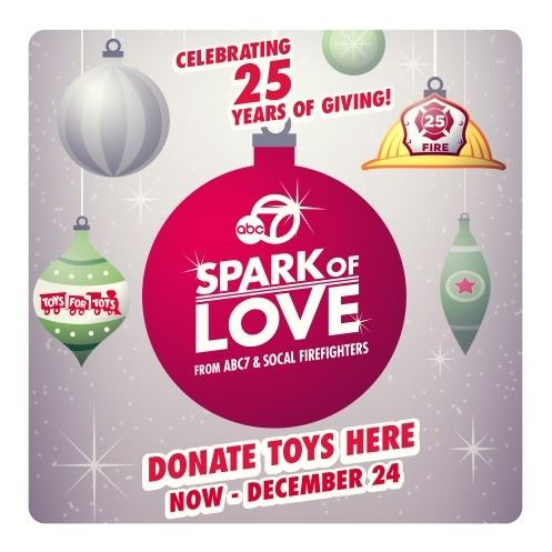Picture of Spark of Love Ornament