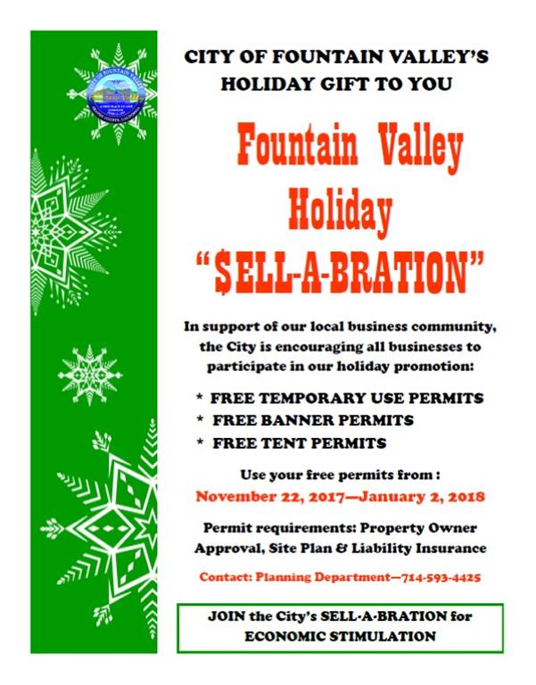 Holiday Sell-A-Bration Flyer 12-2017