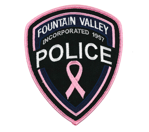FV Pink Patch SMALL