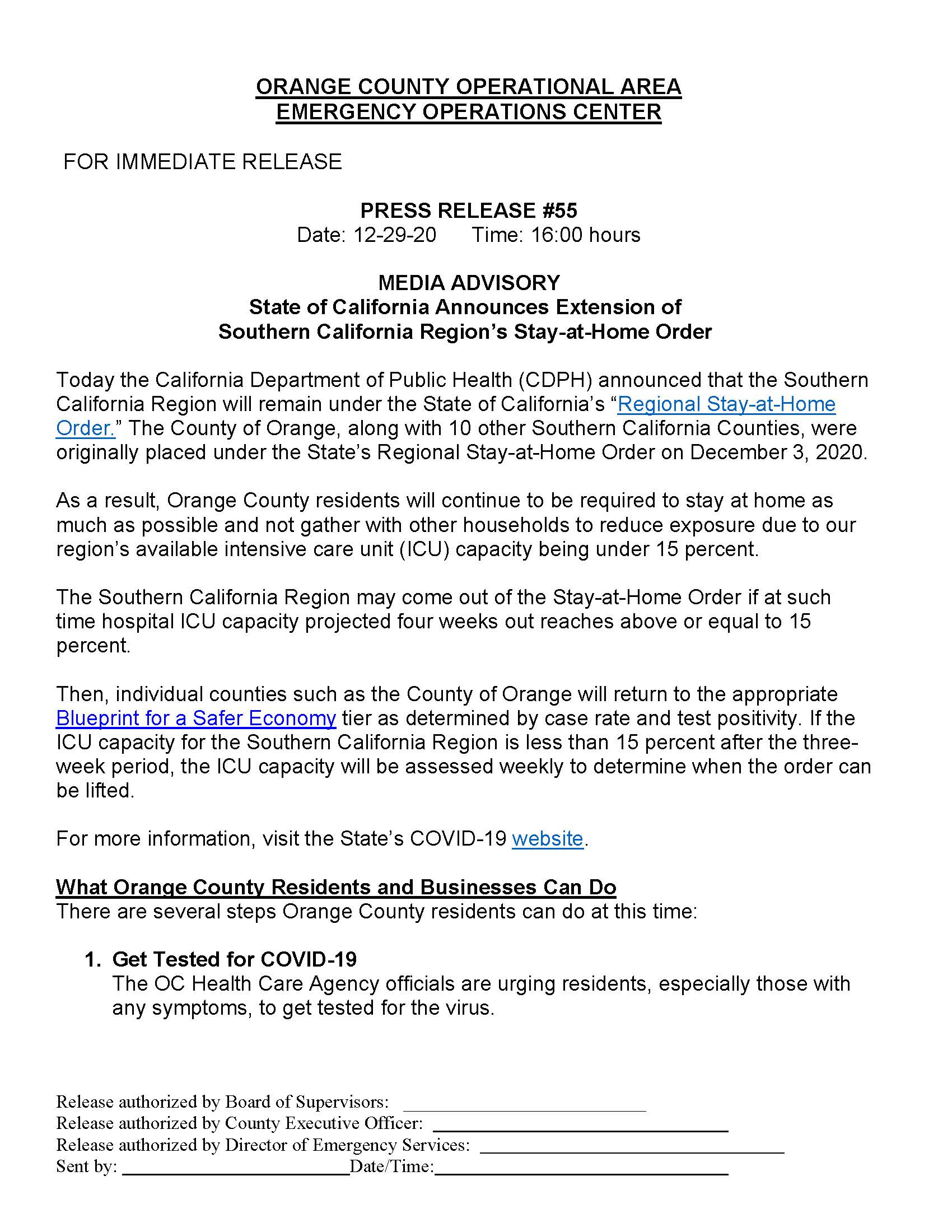 EOC Press Release 55 - State Regional Stay-at-Home Order Extension 12-29-20_Page_1