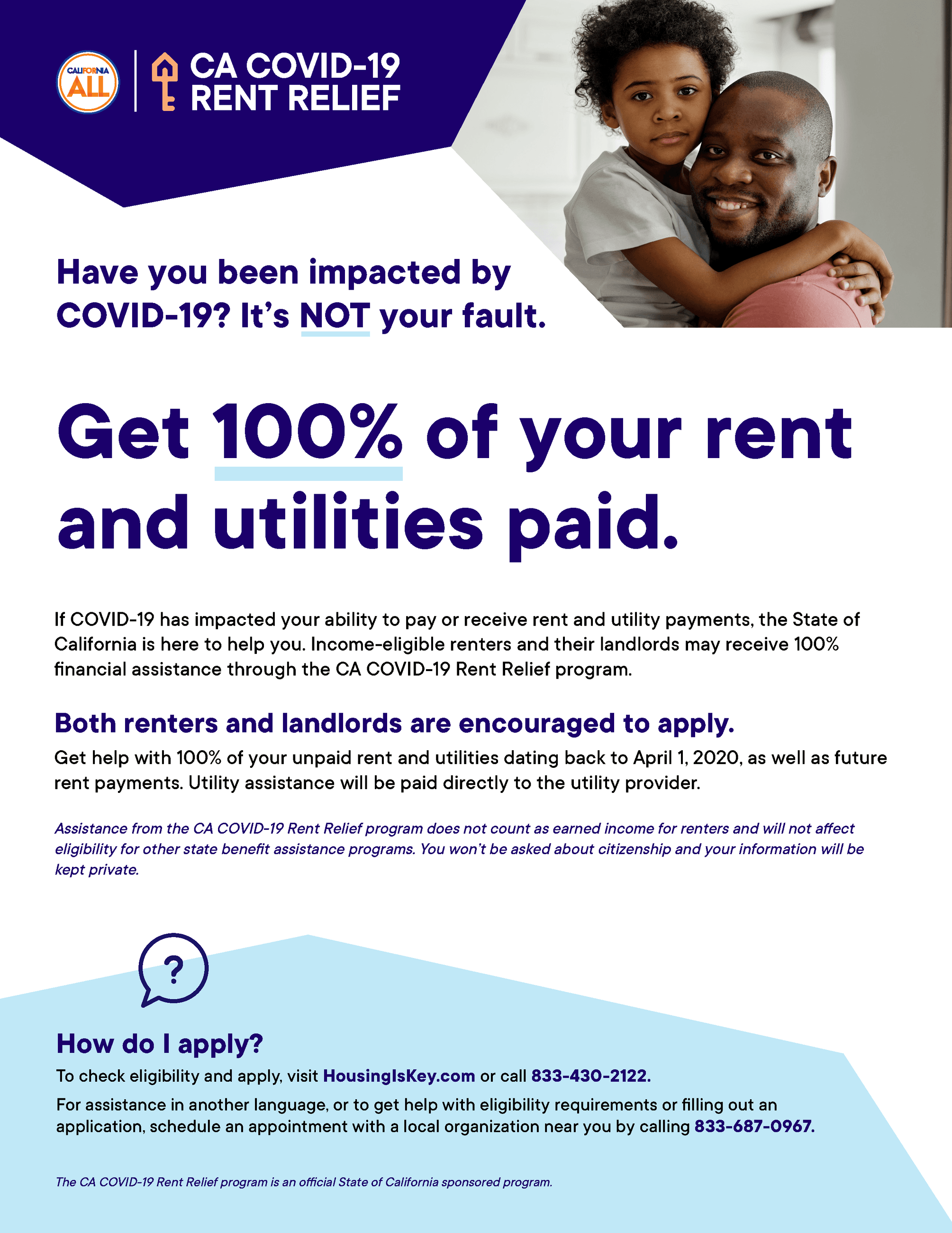 CA COVID-19 Rent Relief Flyer_ENGLISH 081821