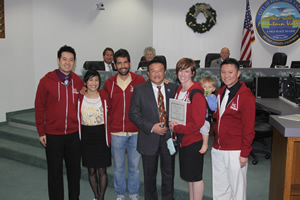 Mayor Vo Presentation to the Fly Rights