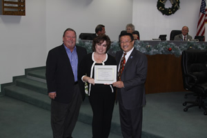 Mayor Vo Recognizes Community Contributions