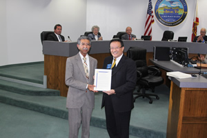 Mayor Vo Proclaims Compassionate Community Day
